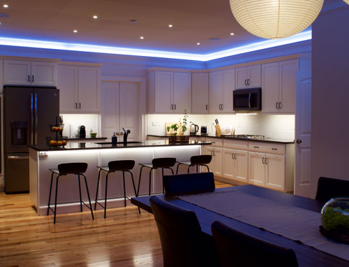 How To Create Under Cabinet Lighting That Will Impress