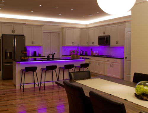 How to create under cabinet lighting that will impress your ...