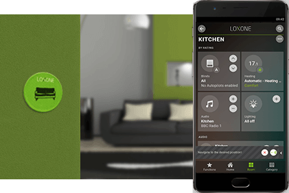 Loxone Smart Home - NFC Smart Tags