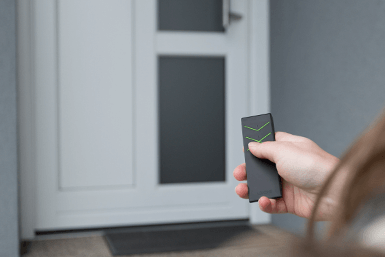The Loxone Remote Air For The Smart Home