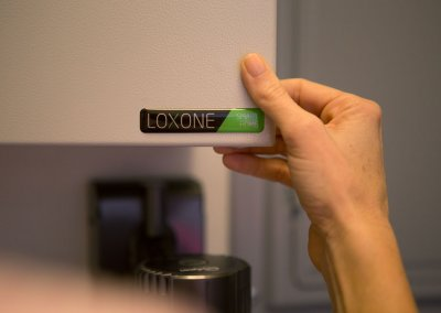 Loxone cabinet