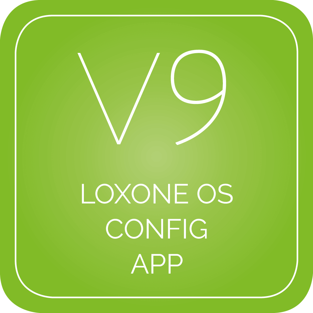 Loxone Software Release Version 9