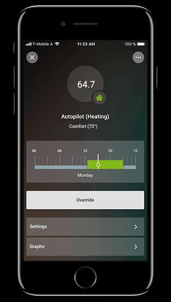Smart Home App - Intelligent Climate Control