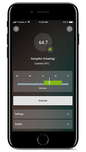 Smart Home App - Intelligent Climate Control