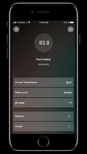 Smart Home App - Pool Control