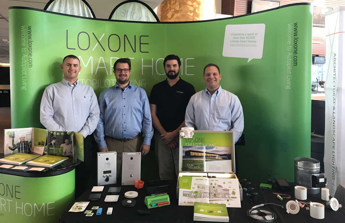 Loxone and Atlantic Integrated