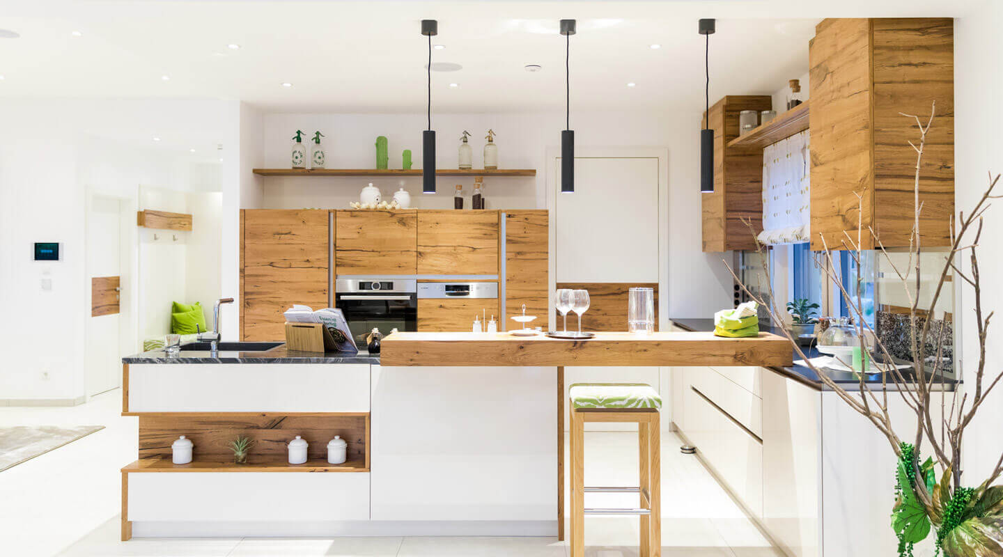 Smart Home Kitchen