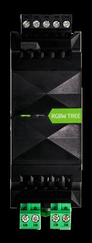Loxone RGBW Dimmer