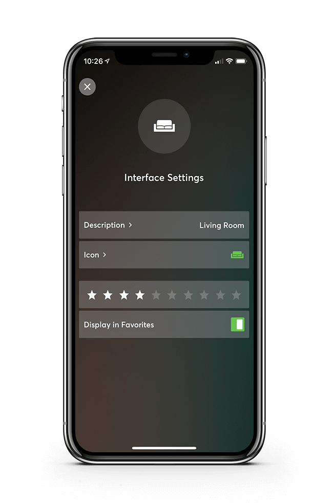 The most powerful Smart Home App available, 100% Free - Loxone