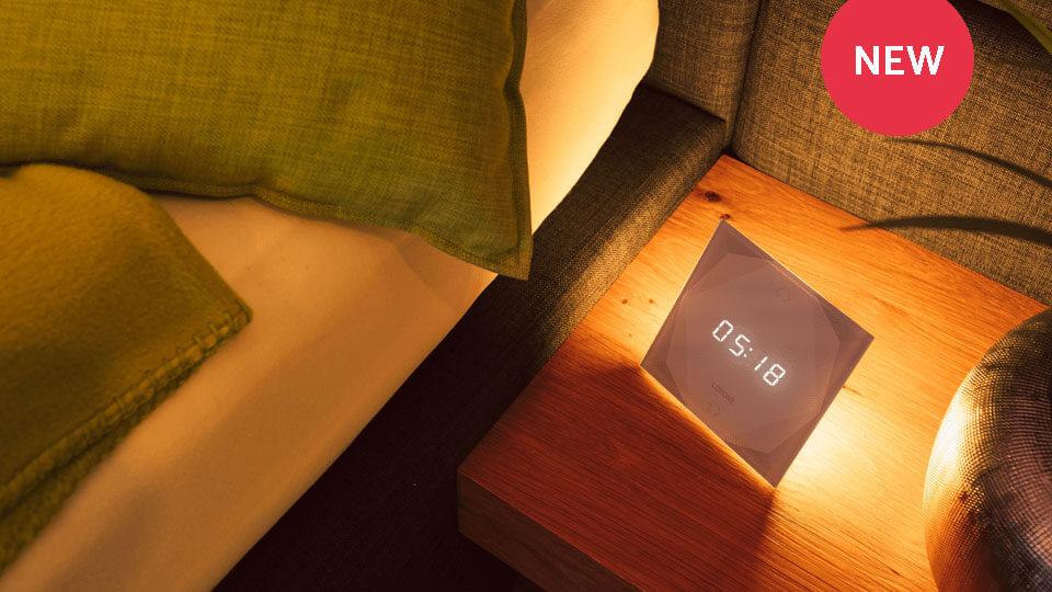Touch Nightlight: an easier way to wake up