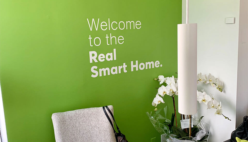 Welcome to the Real Smart Home