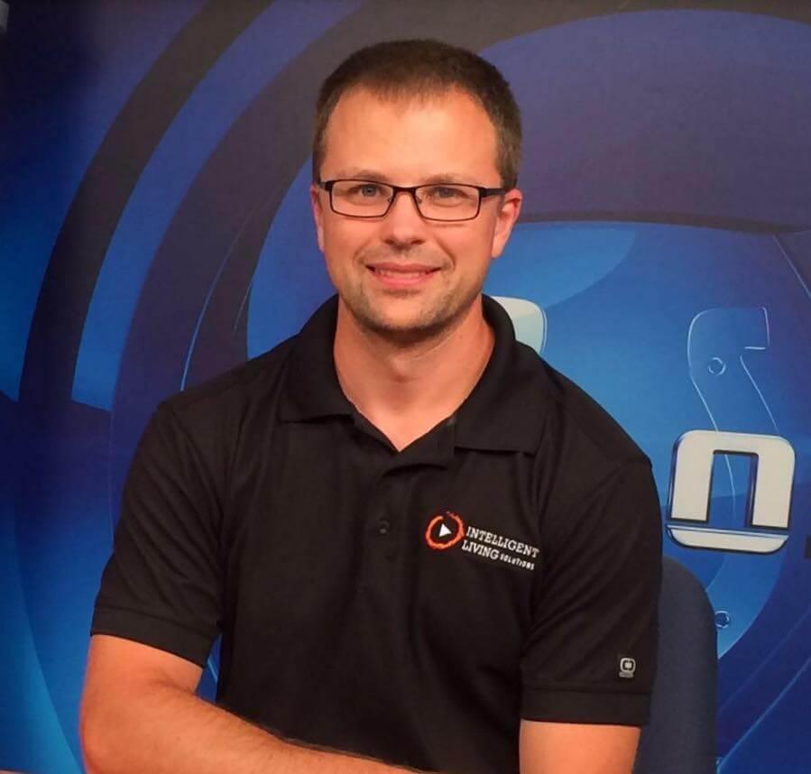 Headshot of Loxone Partner Dan Killinger