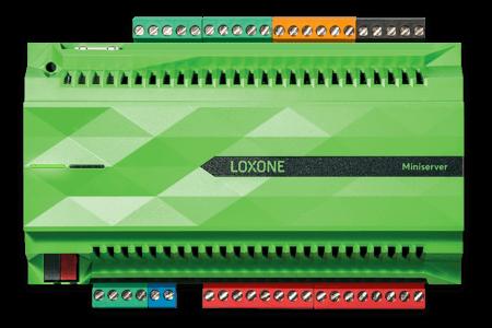 Loxone Miniserver in detail
