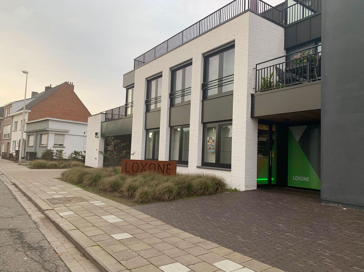 Exterior of Loxone Benelux