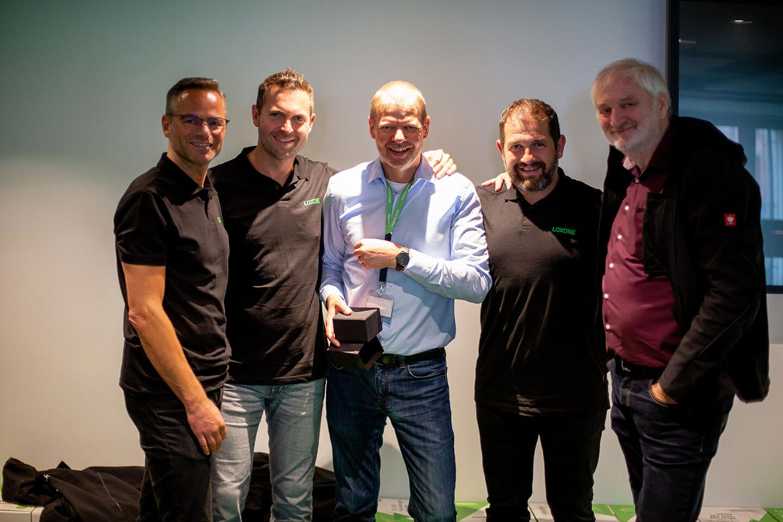 Loxone management team