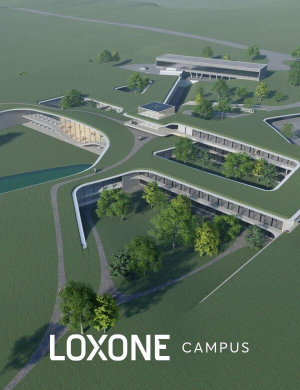Loxone Basecamp rendered image