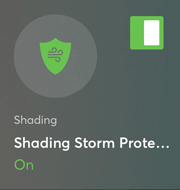 Storm protection function
