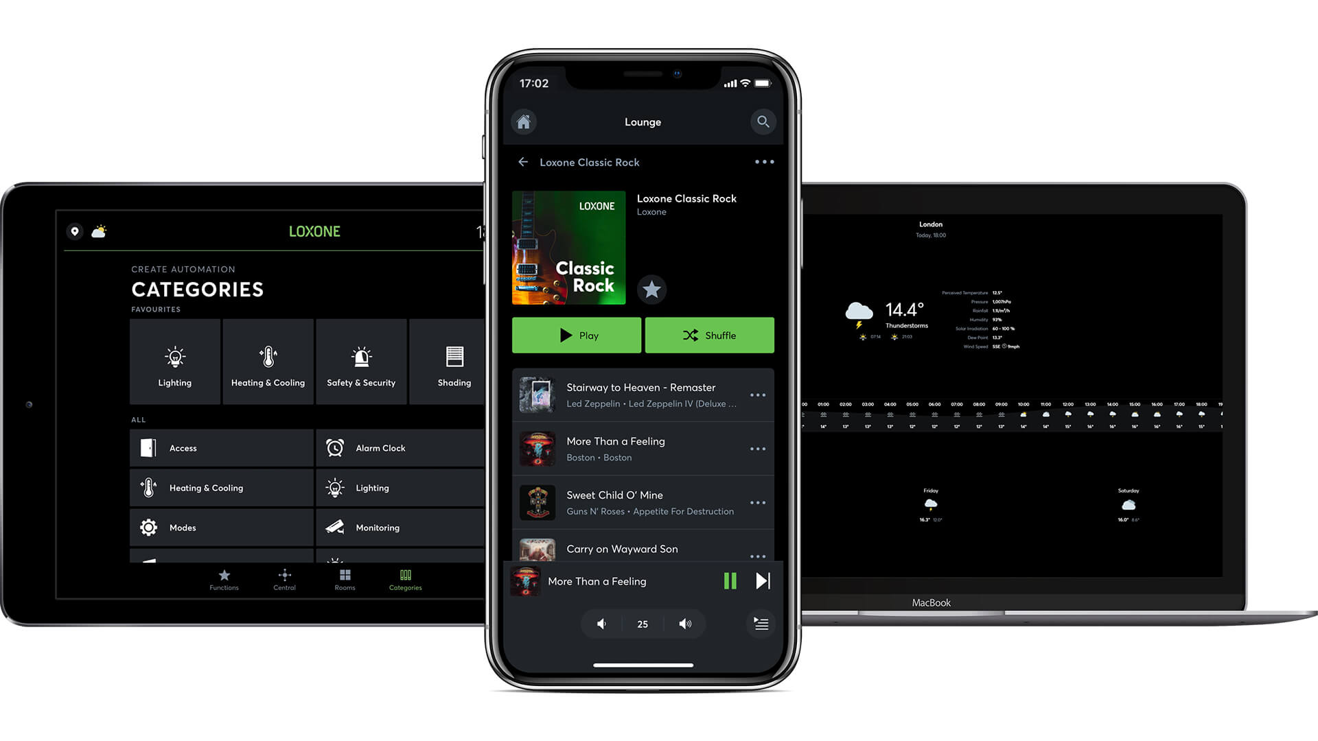 Loxone App for all devices