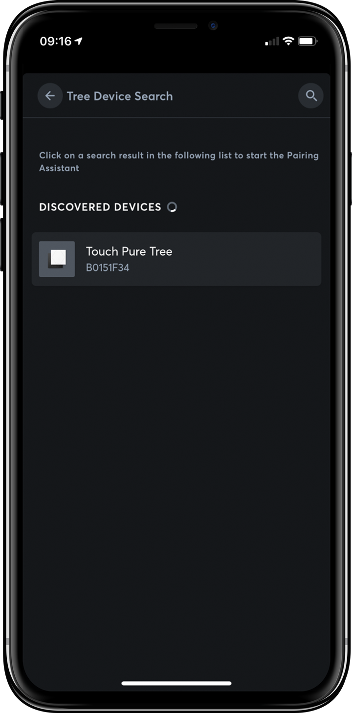 Loxone App iPhone