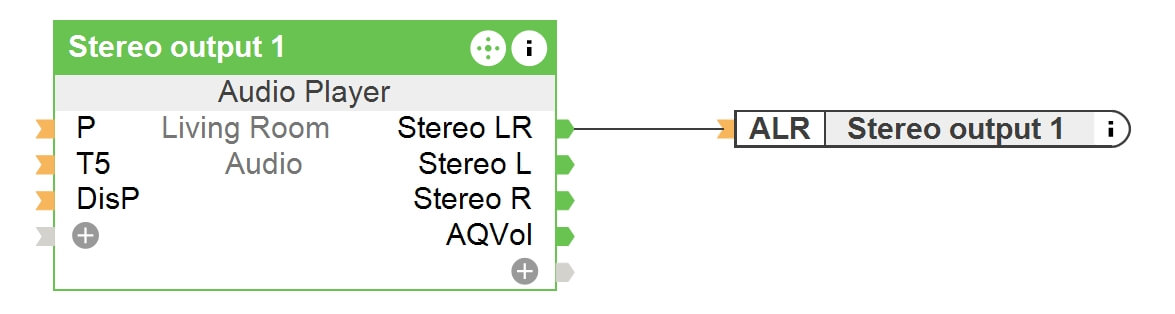 Audio Player Function Block