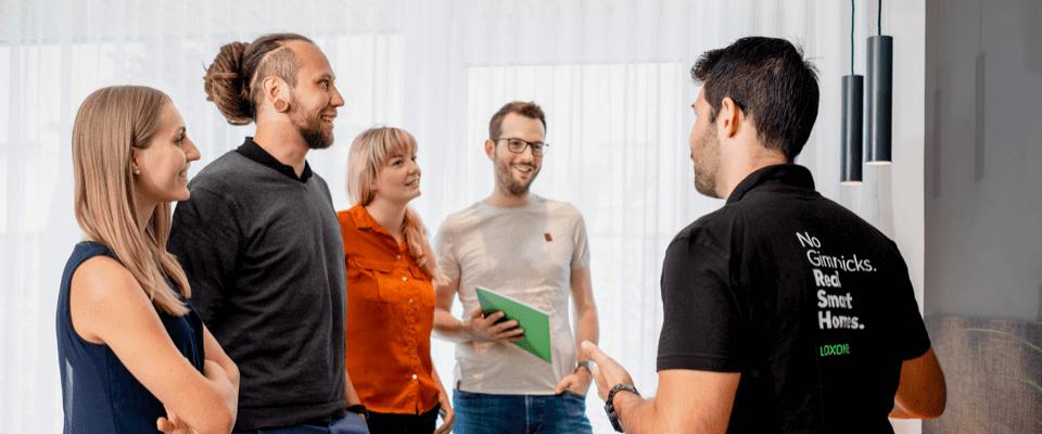 Loxone Partner consultation