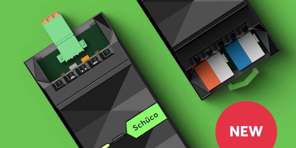 New: Schueco Extension