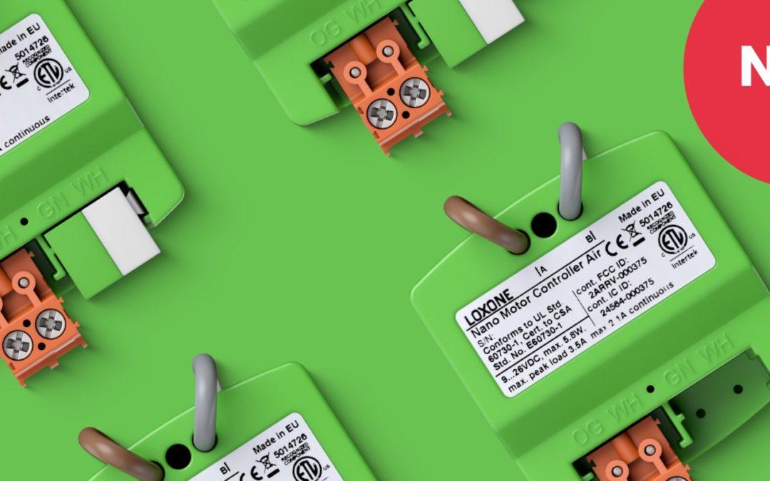 New: Nano Motor Controller