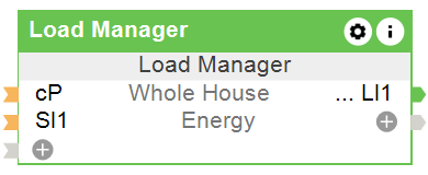 Function Block Load Manager