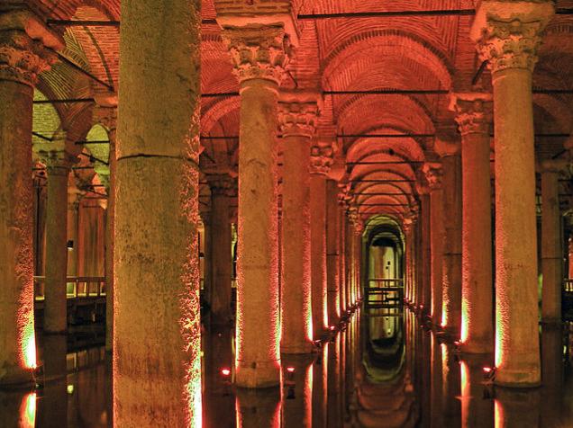 Cisterna Estambul