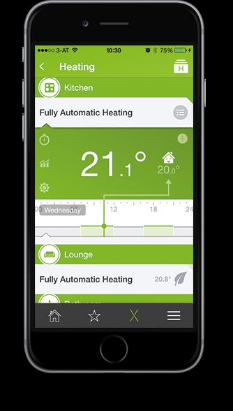 C mo tener un sistema de calefacci n o aire acondicionado - Como encender la calefaccion ...