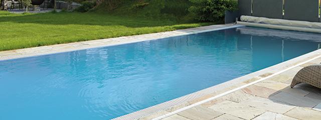 Control piscina