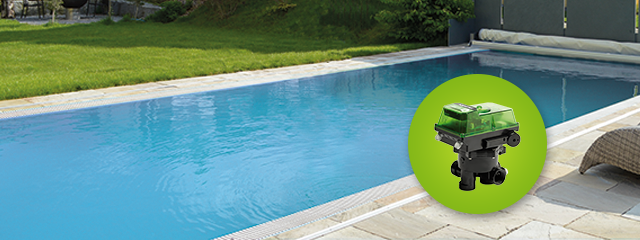 Mantenimiento de la piscina con loxone for Mantenimiento de la piscina
