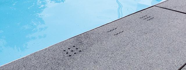 Control piscina corriente