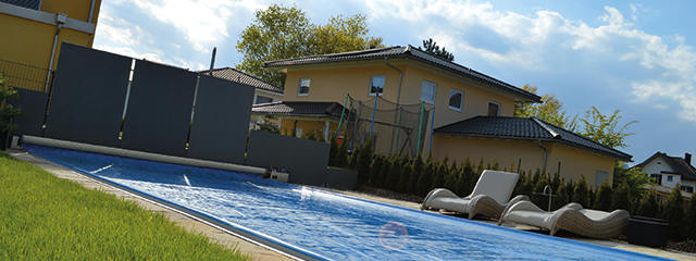 Control de piscinas