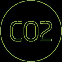 Ventilación según CO2