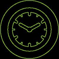 Ventilación según horarios