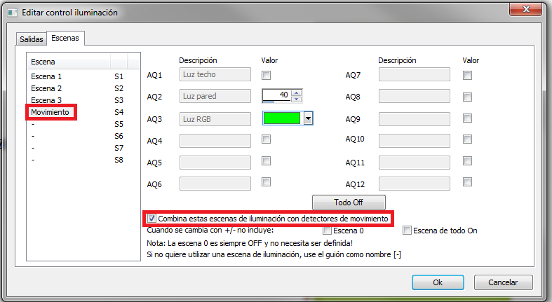 Control iluminaci n bloque de funciones soluci n for Control de iluminacion domotica