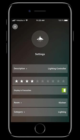 Smart Home App - Etiquetas nfc