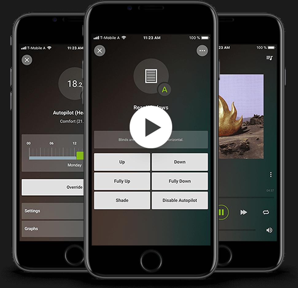 Smart Home App - Video