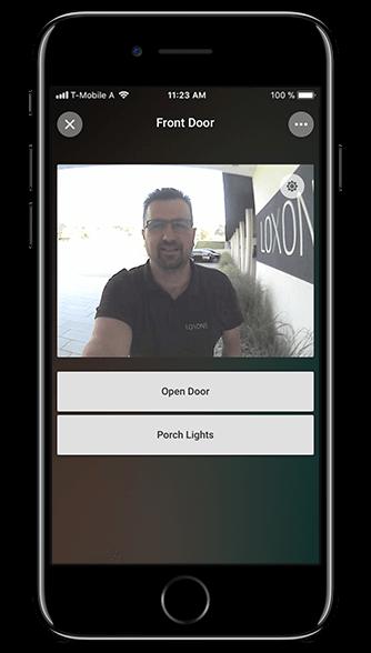 Loxone App - Videoportero