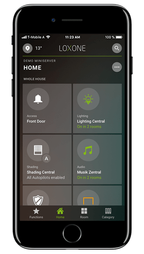 Smart Home App - Personalizable