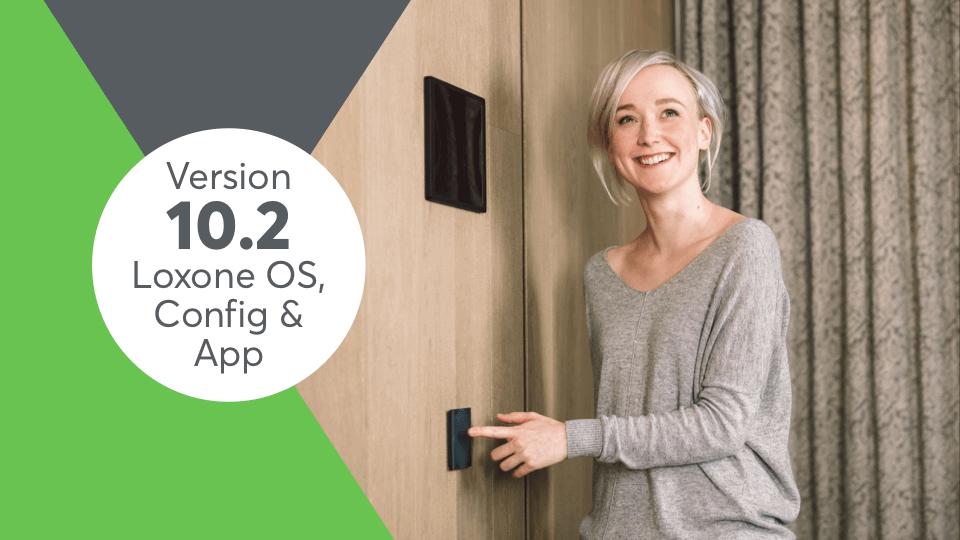 Loxone OS, Config y App 10.2