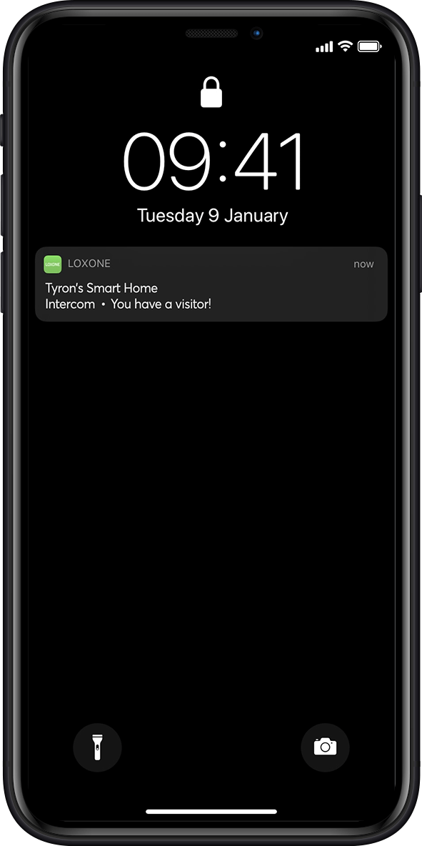Ansicht Push Notifications