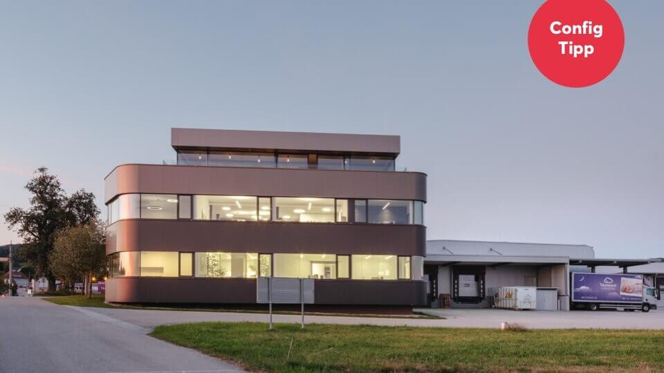 Consejos de configuración: Loxone para edificios residenciales y comerciales
