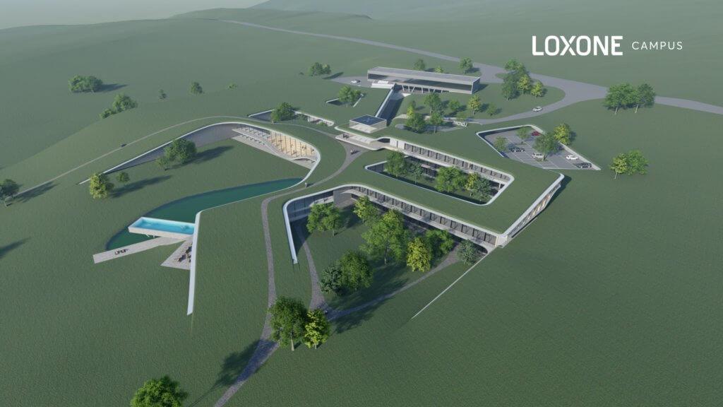 El nuevo Loxone Campus