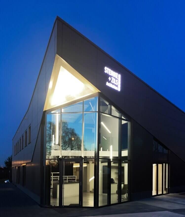 Smartes Architekturbüro Steinke + Zils