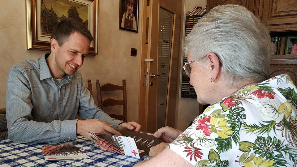 Nuestros ancianos y la vida cotidiana asistida (AAL)