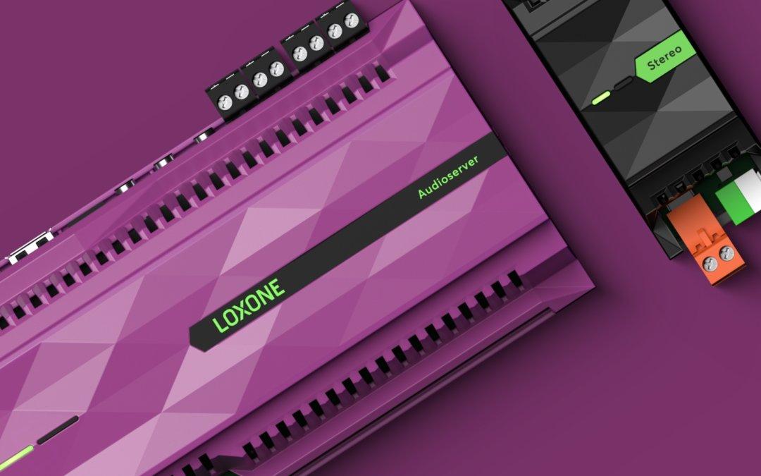 Lanzamiento del Audioserver de Loxone: The Audio Revolution