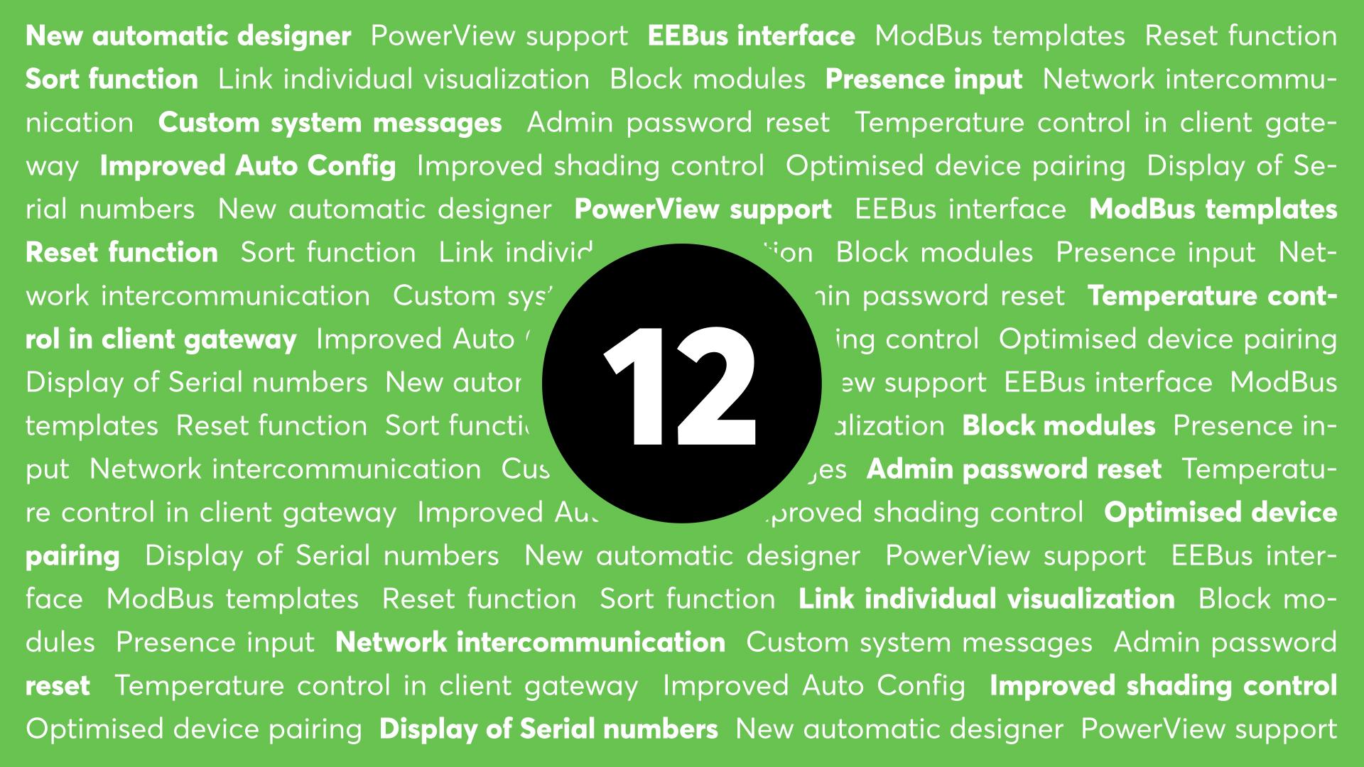 Loxone Config und App 12