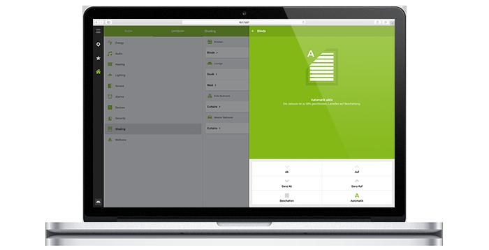 Loxone-App6-Webinterface-mock-up